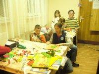Zajęcia plastyczne w grupie powyżej 8 lat